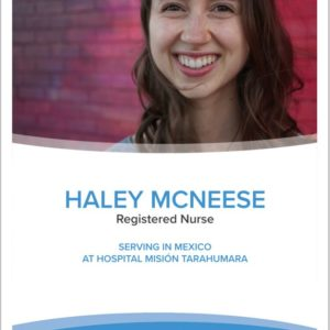 Haley McNeese Leaves For Mexico
