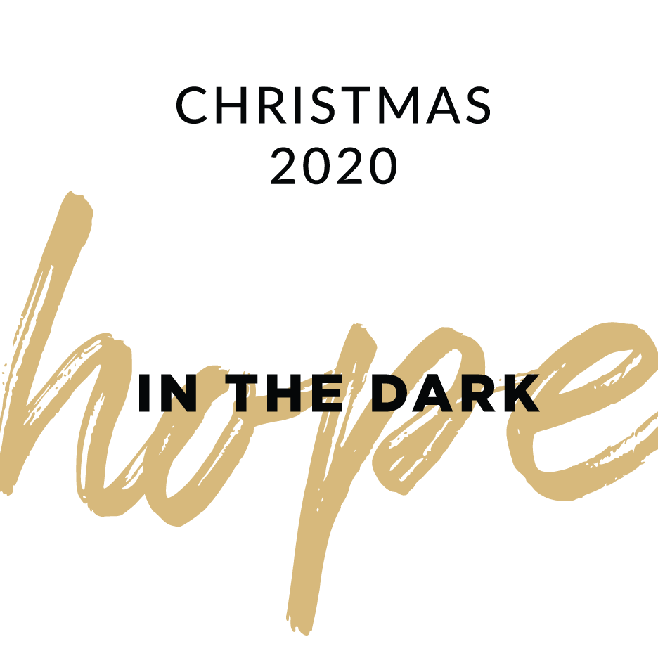 Christmas 2020 Hope in the Dark mobile logo2