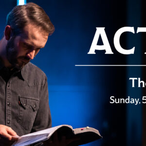 Acts:  The Table