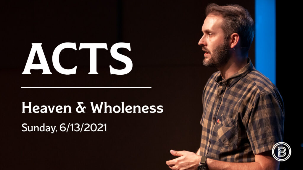 heaven, acts series